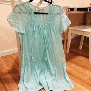 Vineyard Vines - Mint Dress - Swim Cover-up - Sz 2